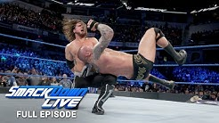 WWE SmackDown LIVE Full Episode, 7 March 2017