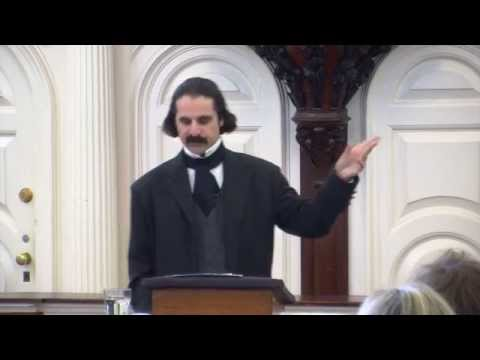 Rob Velella: An Afternoon with Nathaniel Hawthorne