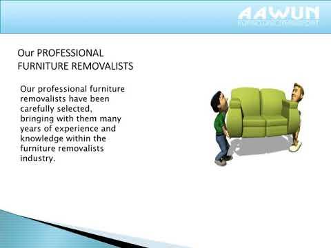 Affordable Furniture Removals Service in Brisbane - Aawun