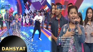 Suara Indah Dari Filipina, Elha Nympha 'Love On Top' [Dahsyat] [1 Des 2016]