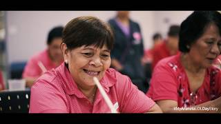 Araneta Center: Grandparents Day 2017