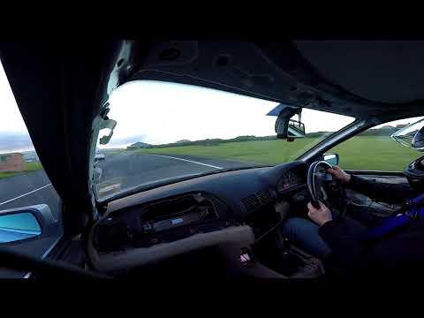 BMW E46 Track Day - Jurby Isle of Man
