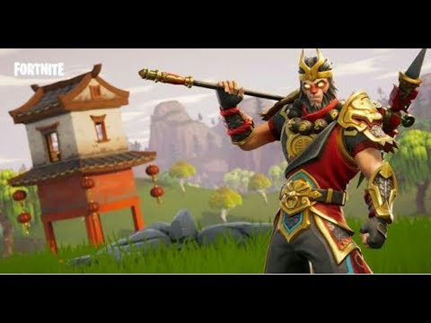[LIVE]FORTNITE Battle Royalle CHINESE YEAR