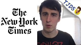 NYTimes Scaremongering People Away From Youtube