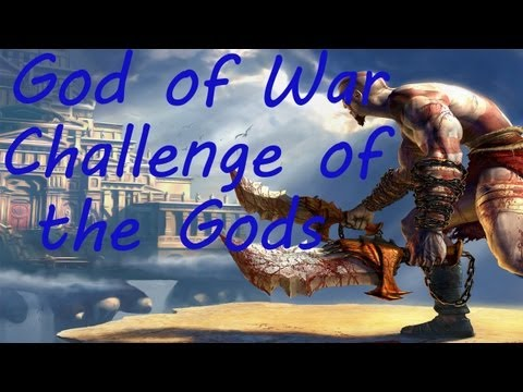 God Of War Challenge Of The Gods Trophy Guide