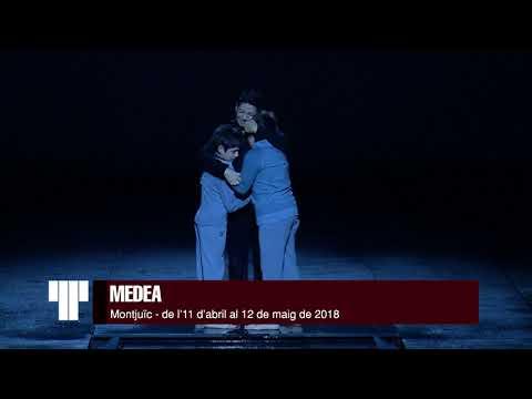 'Medea' - Teatre Lliure - Tràiler