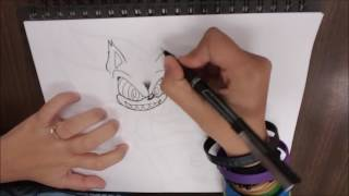 How to draw Fleetway
