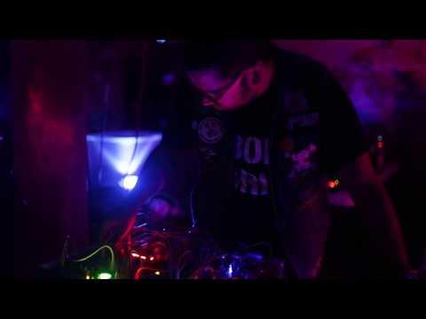 Algor Live @ Cement Hole ii 8/11/17
