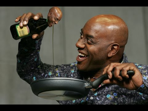 Ainsley Harriott BBC Life Story Interview ~ Chef Can't Cook Won't Cook