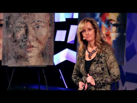 Against the Grain: Creating Opportunities for Creativity | Nancy Crawford | TEDxLangleyED