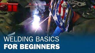 Welding Basics for Beginners