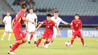 U20 Việt Nam vs U20 Pháp - U20 World Cup