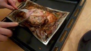Запекаем мясо в духовке  на Новый год  Свинина Мираторг Готовим дома #Рецепты