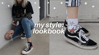 MY STYLE: A LOOKBOOK | outfit ideas