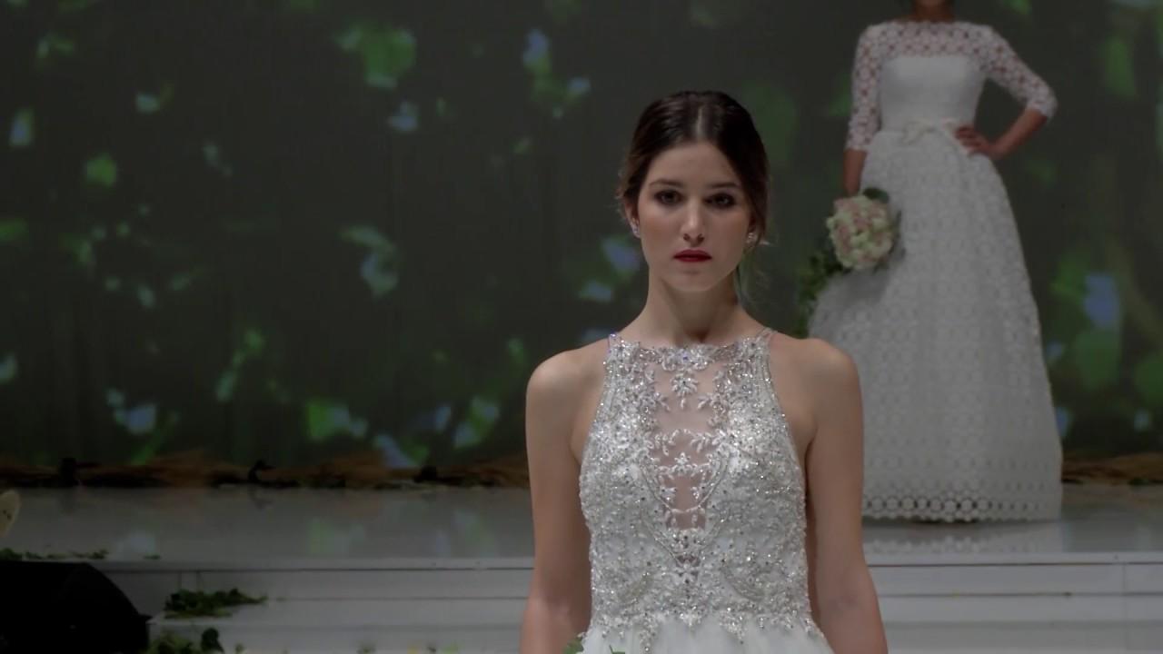 bf615876dff8 Idea Sposa sfila al Promessi Sposi Bridal Show di Bari 2016 - YouTube