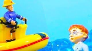 Feuerwehrmann Sam Deutsch | Neue Spielzeuge für Beste Rettungsaktionen | Werbung