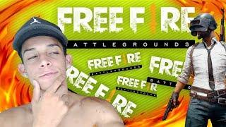 JOGANDO FREE FIRE BATTLEGROUND COM OS INSCRITOS!!
