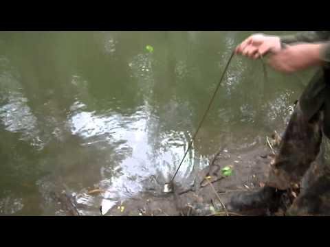 видео: Поисковый магнит. Река Миус. 2013.