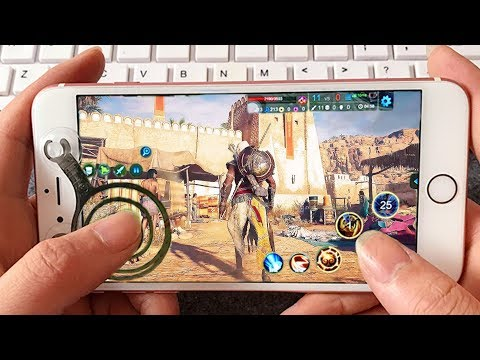 Assassin's Creed Origins Game In Android | How To Download AC Origins Game In Android Phone.