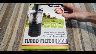 ОНЛАЙН ТРЕЙД.РУ — Внутренний фильтр AQUAEL TURBO- 1000 1000 л/ч (150- 250л)