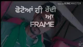 Photo WhatsApp Singga ft Nikki Kaur Tru Makers Latest Punjabi Songs 2019