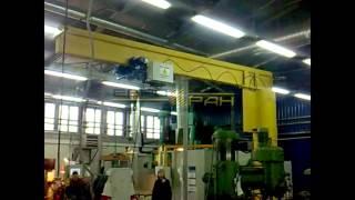 Кран консольный ручной, тельфер Болгария(ООО ПКФ