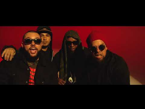 "¡MAYDAY! - ""Run Up"" Ft. Tech N9ne - Official Music Video"