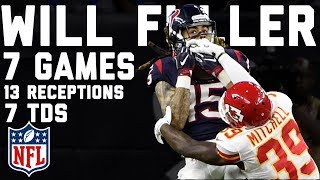 Will Fuller's 7 TDs in 7 Games on 13 Catches w/ Houston Texans! | NFL 2017 Player Highlights