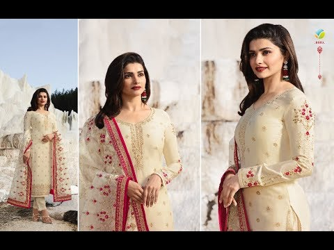 Latest Indian  Salwar Suits Dresses Collection 2018 || Vinay Fashion  || Kaseesh AMBITION