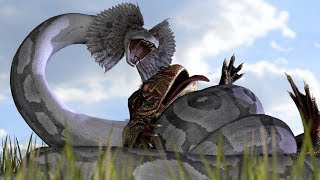 The BATTLE of the TITANS.. New Play As Dino Kaiju Battle Royale  - Ark Survival Evolved