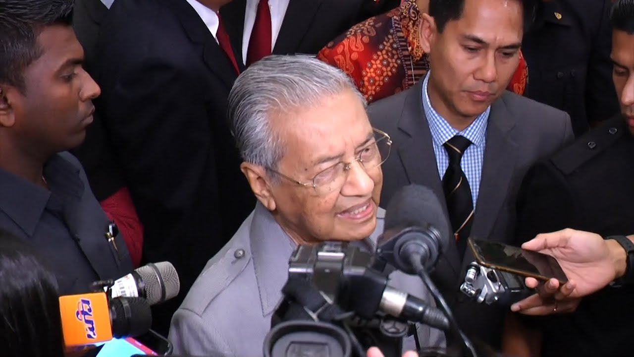 Dr M: China's visit to strengthen ties between Malaysia and China