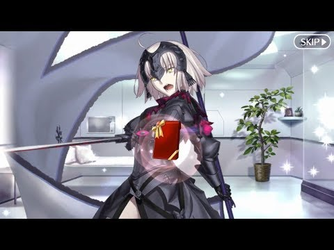 [Fate/Grand Order] Valentine Event with Jeanne Alter (with English Subs)