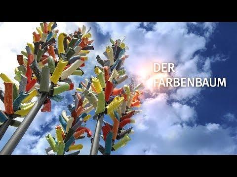 Der Baum Der Farben, Die Skulptur Von Gianfranco Morini