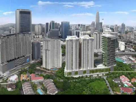 KL TRILLION FREEHOLD CORPORATE OFFICE SUITES FOR SALE  AT JALAN TUN RAZAK, KL