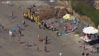 Leucadia sea-bluff collapse kills 3, injures 2