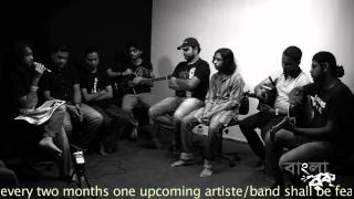 Band ADDICTION being interviewed by Bangla Rock Magazine team and Rupam Islam