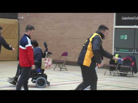 Major Project, Disability Sport, Benefits and Barriers. Ep3 Breaking down the barriers