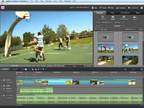 Premiere Elements: The Complete Video Editing Solution