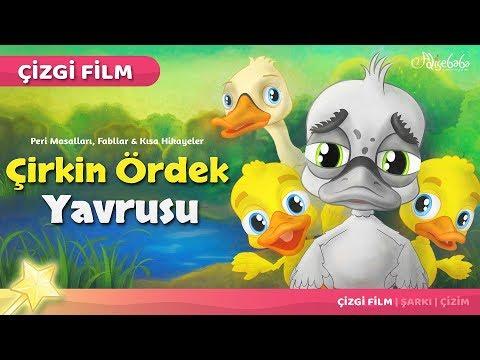 Çirkin Ördek Yavrusu çizgi film masal 24 - Adisebaba Çizgi Film Masallar