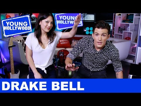 Drake Bell Plays Nickelodeon Trivia!