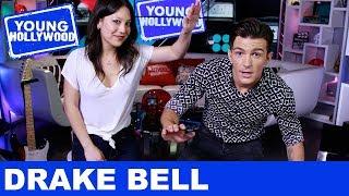 Drake Bell Plays Nickelodeon Trivia!
