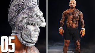 UFC 4 Career Mode - Part 5 - BIG FIGHTER CHANGES AND UPGRADES!