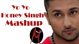 Video Yo Yo Honey Singh Mashup download MP3, 3GP, MP4, WEBM, AVI, FLV Agustus 2018