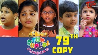Fun Bucket JUNIORS | Episode 79 | Comedy Web Series | By Sai Teja - TeluguOne
