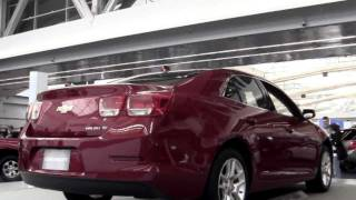 2013 Chevrolet Malibu ECO (Presented By Sweeney Chevrolet Buick GMC)