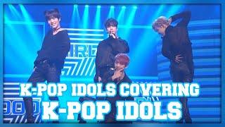K-Pop Idols Covering Other K-Pop Idols