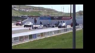 Drag Racing GTO's