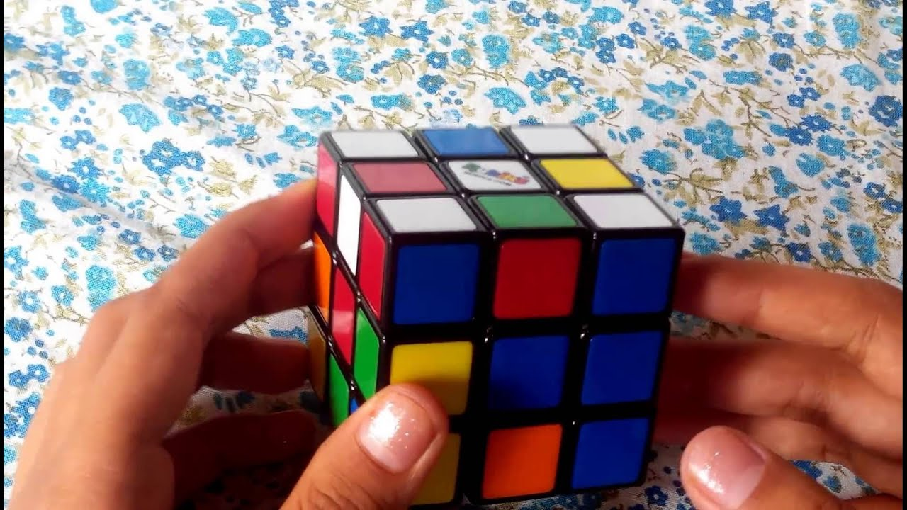 Easy Move to swap corners - ( Brand new method to solve Rubik's Cube Part 2  )