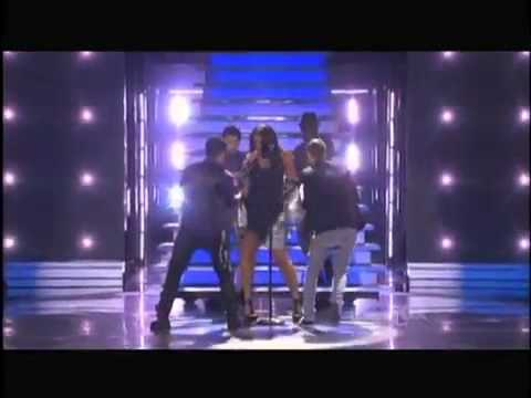 Jordin Sparks - Performs Live on American Idol