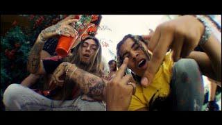"Landon Cube - ""Eighties"" ft. 24KGoldn (Official Music Video)"
